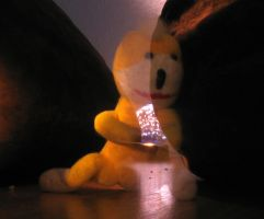 Flat Eric Ghost by damagefilter