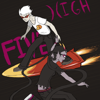 )(IGH FIVE by FantasyYume