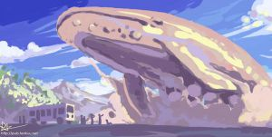 Land Whale by oh8