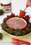Nutella Cheesecake Dip by theresahelmer