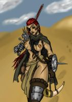 die Barbarin by 19-Bladewind-86