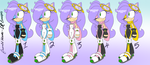 Concepts- Sonic riders by EmeraldMaree