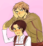 jeanmarco by cakey-face
