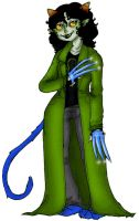 Homestuck Trolls - Nepeta by SNHigginsss