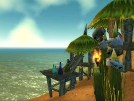 browsing potions by WoW-screener