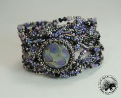 Luna-Freeform Cuff by GoodQuillHunting