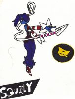 Squigly pic by YingYangHeart