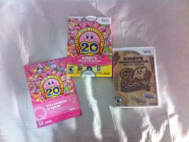 I Got Kirby 20th Anniversary Dream Collection by PrincessPuccadomiNyo