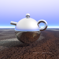 Teapot No. 2 by TomWilcox