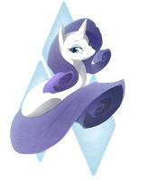 Rarity by nikohl