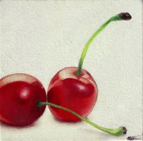 Cherries by I-Am-Coma-White