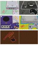 Console Calendar 2010 - Part 2 by Mastastealth