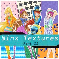 Winx Texture Pack 2 by TheDamnedFairy