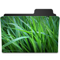 Grass I icons by SHWZ