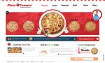 Pizza Tomato Web Concept by grafiket