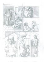 The Inspection (pencils) Page 6 by TomRFoster