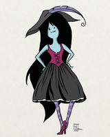 Marceline - #DSC by The-Tinidril