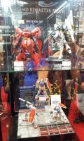 NYCC 2013 - Mobile Suit Gundam HG Figures by DestinyDecade