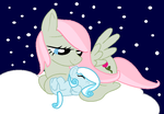 Snowdrop with her Mother by Invader-Zil