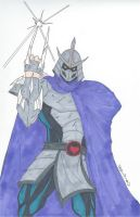 The Shredder by RobertMacQuarrie1