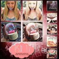 | PSD 17 | by RealLoveNeverDies