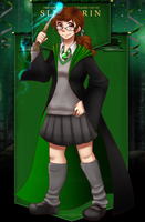 Welcome to Slytherin by PolarAngie