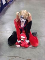 Harley and Elmo by Wolfwood2