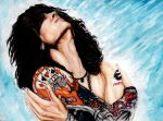 Splash- Nikki Sixx V by Sass-Haunted