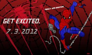 Amazing Spidey 2012 by monjava