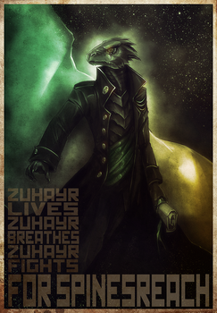 Zuhayr by Ectothermic