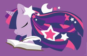 Bookworm by raygirl
