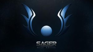 Sager Rise Above Wallpaper by ValencyGraphics