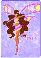 Perrie Enchantix-card by CharmedWings