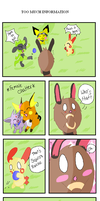 Poke POP Too Much Information by Super-Dixie-chan