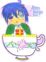 black butler chibi ceil paperchid by marceline11500