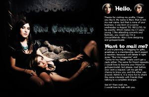 The Veronica's Layout by xMarr
