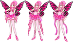 Fairy Senshi 10-Chaoverse Pink by Oceanfairydust