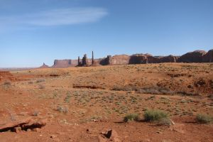 Desert - Monument Valley, view 11 by elodie50a