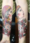 gypsy by SimplyTattoo