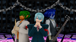 [MMD] We are Deuil by GJYYNGII