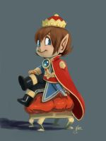 Alex Kidd: Crown Prince by peannlui