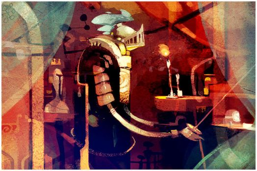 knight.and.candle by betteo