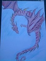 Red Dragon by Laineyfantasy