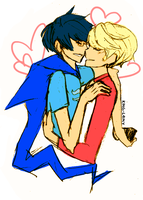 johndave smiles by King-Lainy