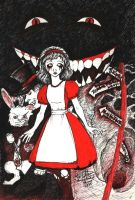 Wonderland of Horrors by Shinzo-X