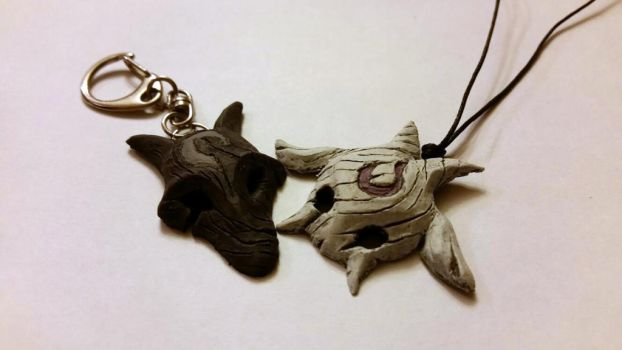 Kindred Necklace and Key Chain by Arenne