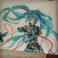 Miku: Love is War by ruud123band