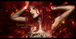 gothic dream by tublu
