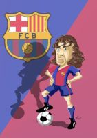 Carles Puyol Tribute by anapeig