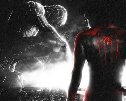 The Amazing Spider-Man. Wallpaper. by StalkerAE